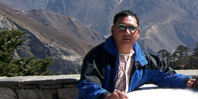 Khim, Trekking Guide and TOur Leader in Nepal