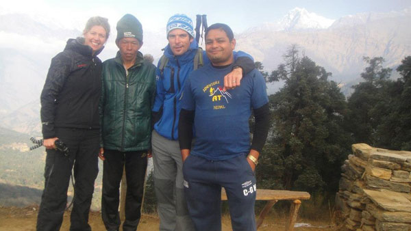 Annapurna Base Camp with Chitwan national Park 25 Nov 2012